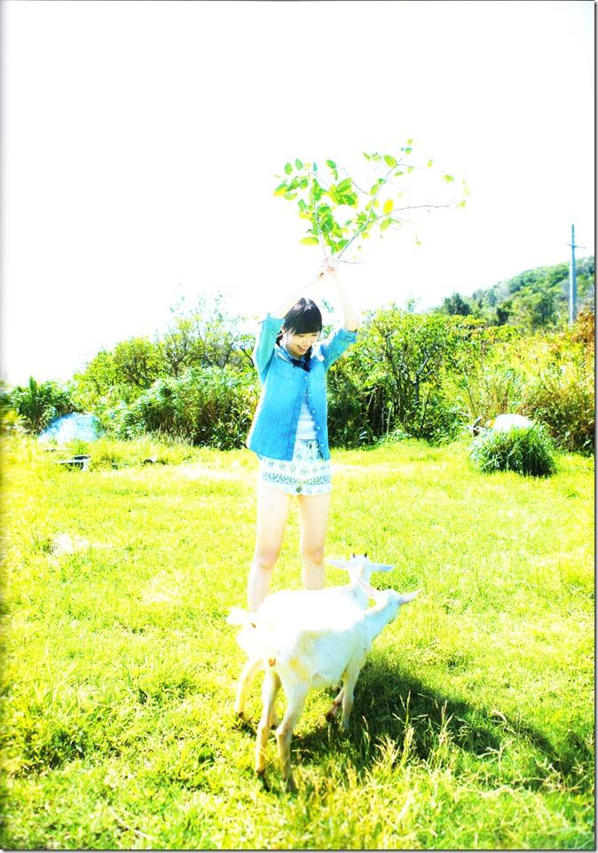 Sashihara Rino First Shashinshuu Neko ni maketa (63)