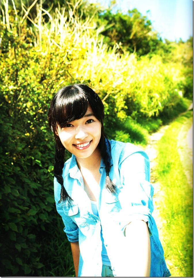 Sashihara Rino First Shashinshuu Neko ni maketa (64)