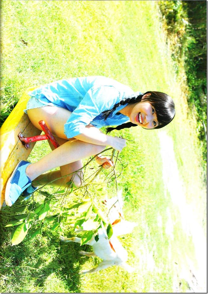 Sashihara Rino First Shashinshuu Neko ni maketa (65)