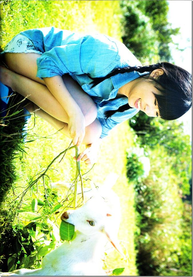 Sashihara Rino First Shashinshuu Neko ni maketa (67)