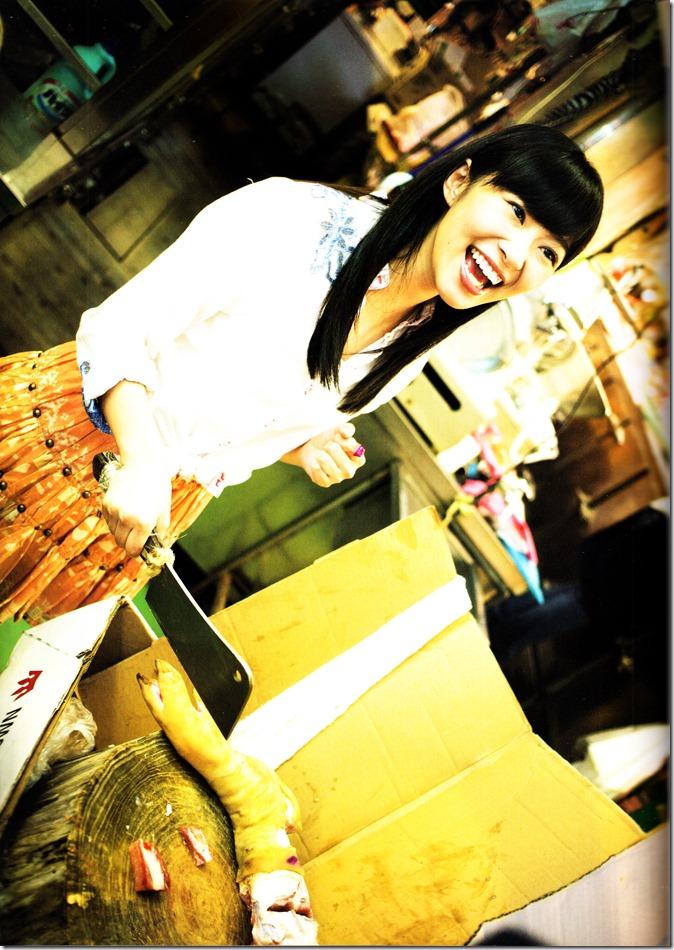 Sashihara Rino First Shashinshuu Neko ni maketa (77)