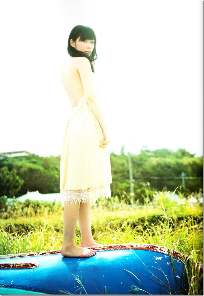 Sashihara Rino First Shashinshuu Neko ni maketa (83)
