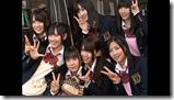 Watarirouka Hashiritai in Valentine Campaign CM making (1) - Copy
