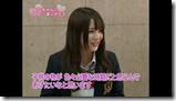 Watarirouka Hashiritai in Valentine Campaign CM making (12)