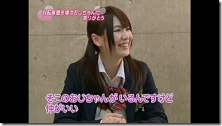 Watarirouka Hashiritai in Valentine Campaign CM making (14)