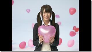 Watarirouka Hashiritai in Valentine Campaign CM making (15)