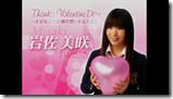 Watarirouka Hashiritai in Valentine Campaign CM making (19)