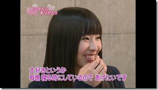 Watarirouka Hashiritai in Valentine Campaign CM making (20)