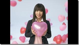 Watarirouka Hashiritai in Valentine Campaign CM making (21)