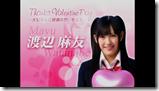 Watarirouka Hashiritai in Valentine Campaign CM making (22)
