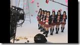 Watarirouka Hashiritai in Valentine Campaign CM making (3)