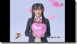 Watarirouka Hashiritai in Valentine Campaign CM making (4) - Copy