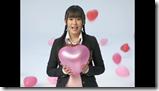 Watarirouka Hashiritai in Valentine Campaign CM making (7)
