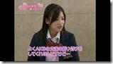 Watarirouka Hashiritai in Valentine Campaign CM making (9)