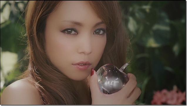Amuro Namie in Neonlight Lipstick (22)