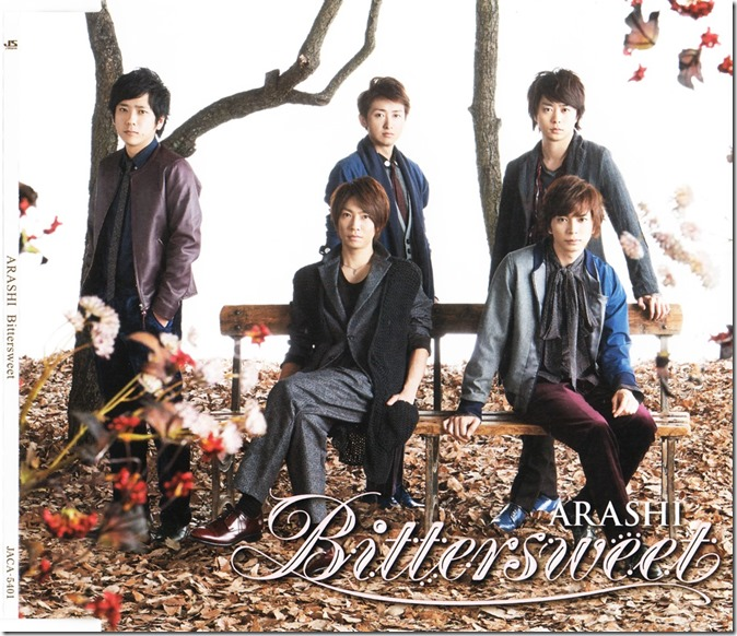 ARASHI Bittersweet RE jacket scans (1)