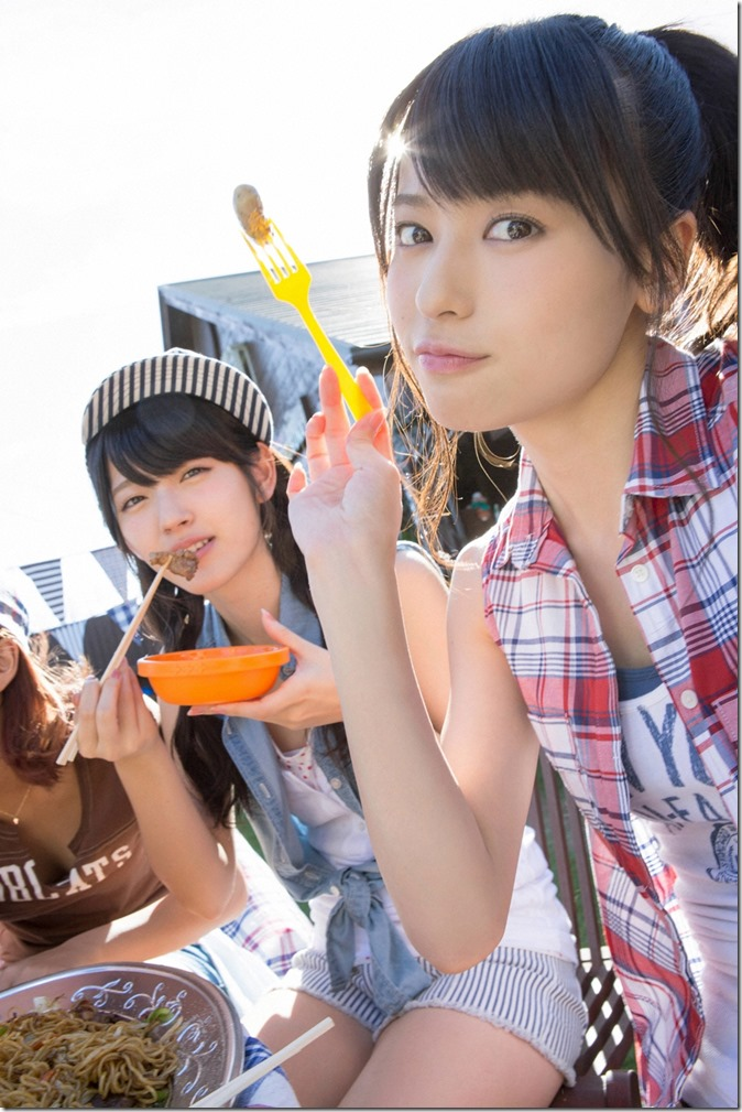 C-ute  Owaranai natsu YS Web Vol.581 (11)
