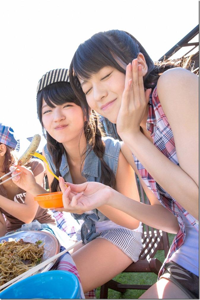 C-ute  Owaranai natsu YS Web Vol.581 (12)