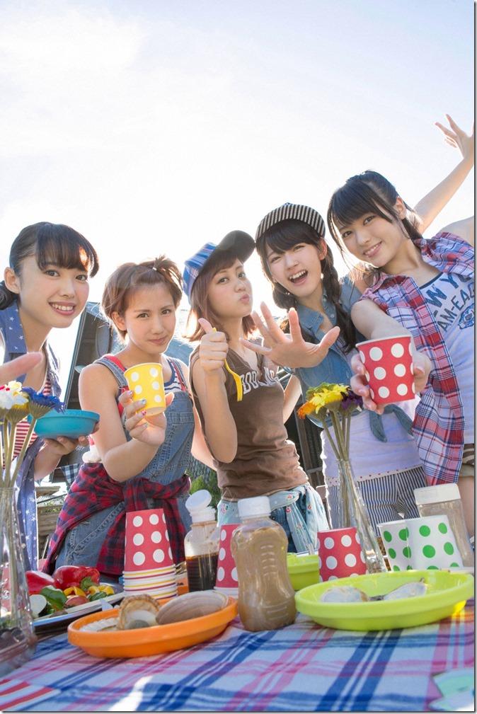 C-ute  Owaranai natsu YS Web Vol.581 (13)