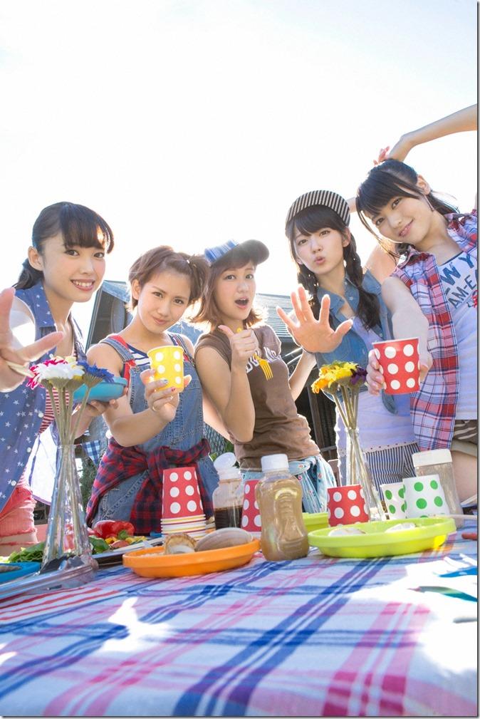 C-ute  Owaranai natsu YS Web Vol.581 (14)