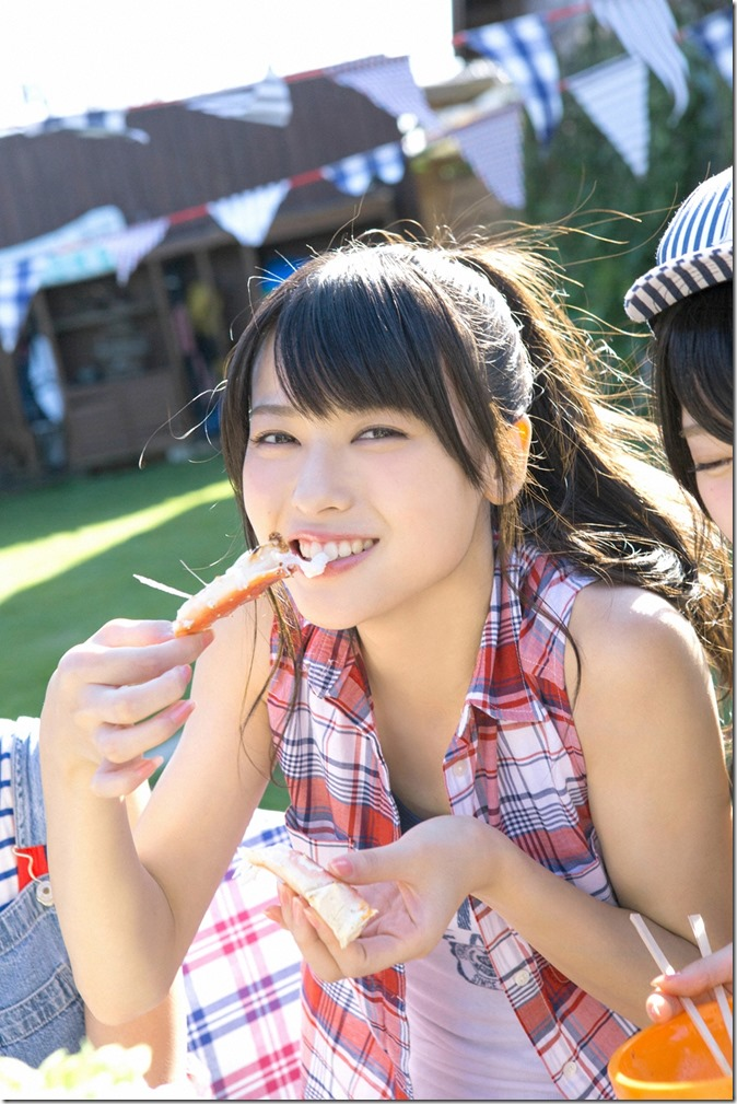C-ute  Owaranai natsu YS Web Vol.581 (15)
