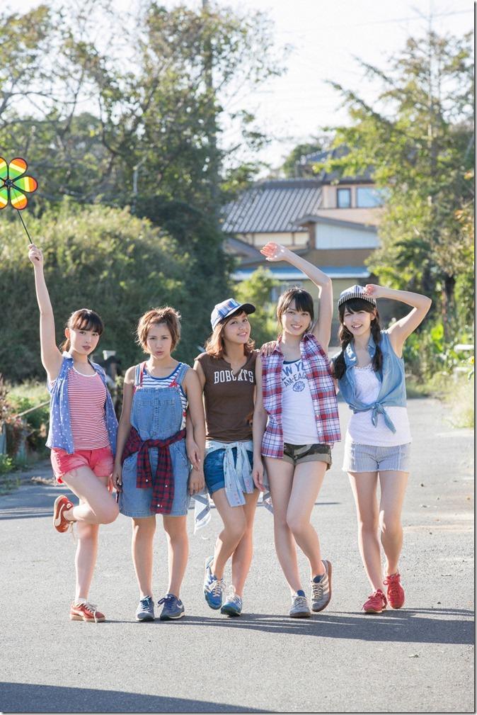 C-ute  Owaranai natsu YS Web Vol.581 (16)