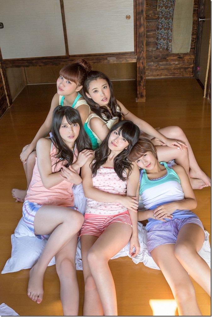 C-ute  Owaranai natsu YS Web Vol.581 (19)