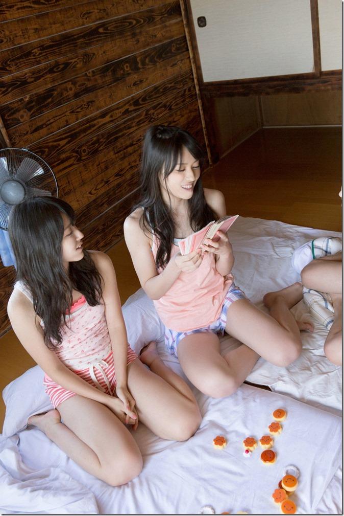C-ute  Owaranai natsu YS Web Vol.581 (22)