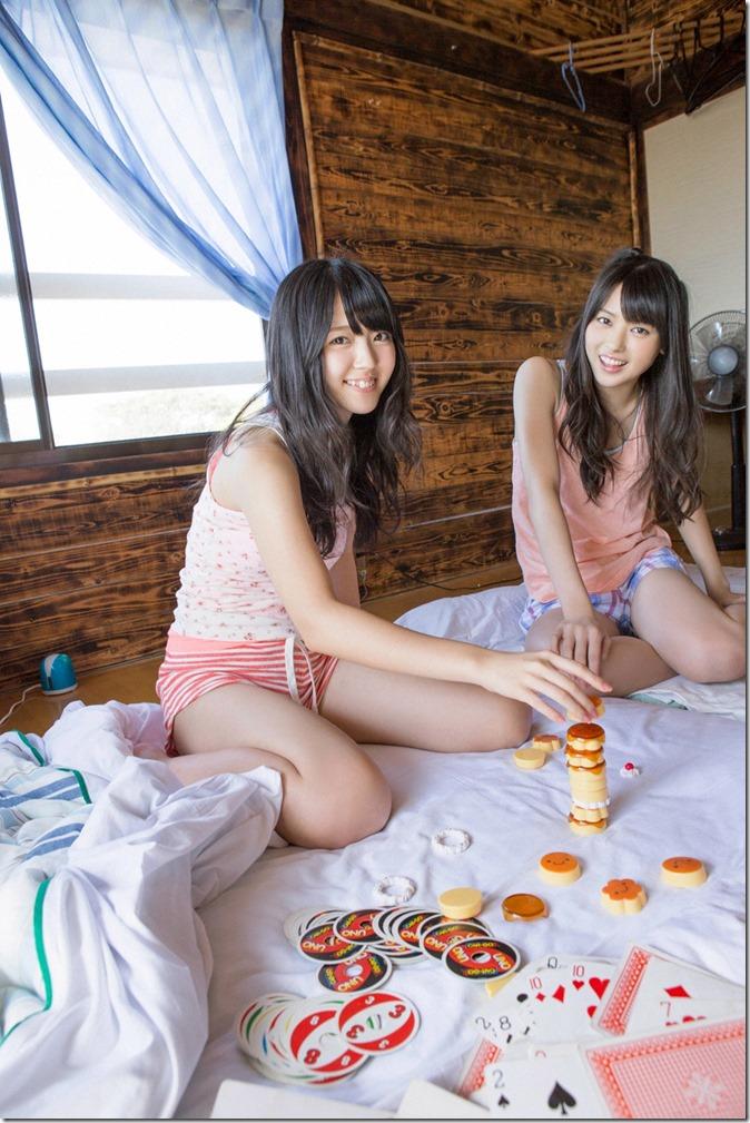C-ute  Owaranai natsu YS Web Vol.581 (28)