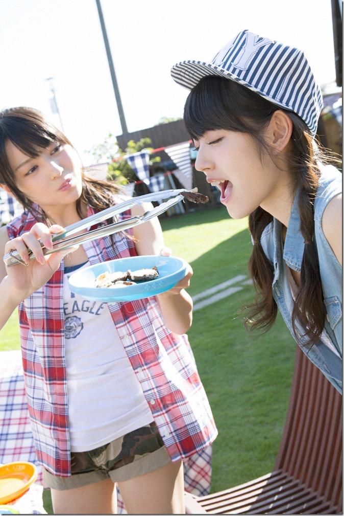 C-ute  Owaranai natsu YS Web Vol.581 (2)
