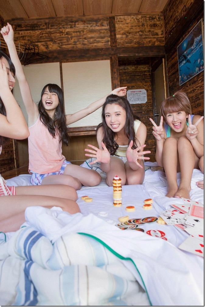 C-ute  Owaranai natsu YS Web Vol.581 (30)