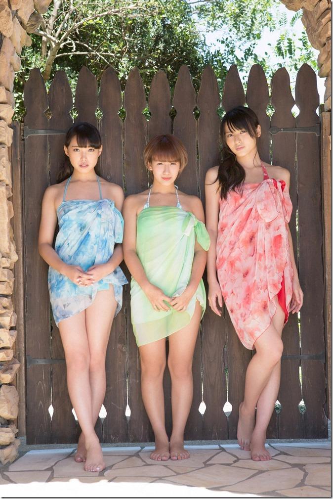 C-ute  Owaranai natsu YS Web Vol.581 (38)