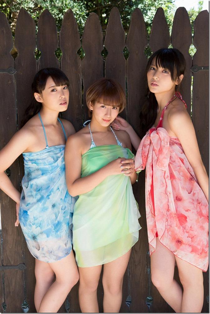 C-ute  Owaranai natsu YS Web Vol.581 (40)