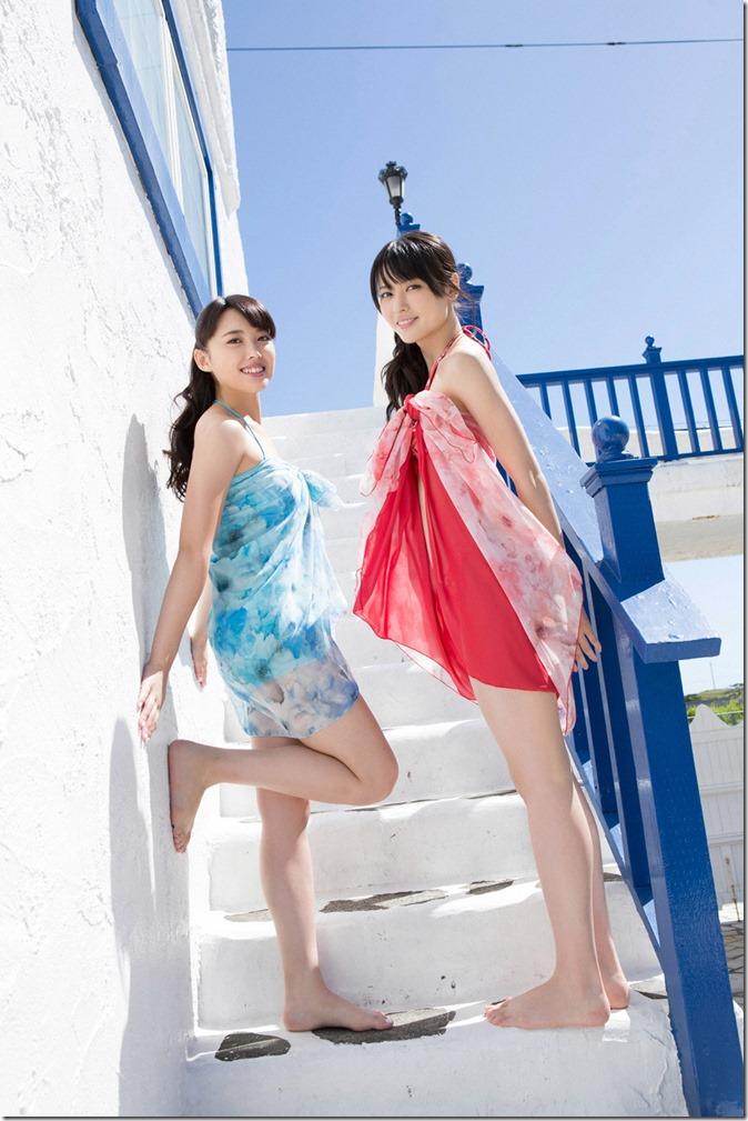 C-ute  Owaranai natsu YS Web Vol.581 (43)