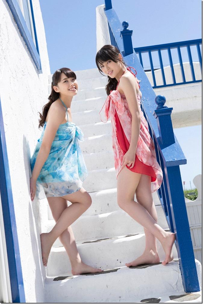 C-ute  Owaranai natsu YS Web Vol.581 (44)