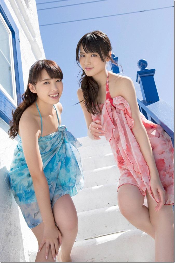 C-ute  Owaranai natsu YS Web Vol.581 (45)