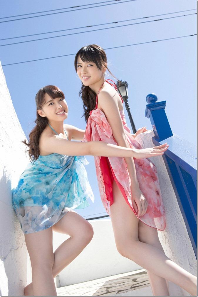 C-ute  Owaranai natsu YS Web Vol.581 (46)