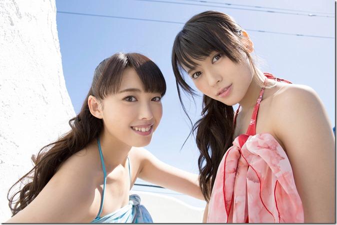 C-ute  Owaranai natsu YS Web Vol.581 (48)