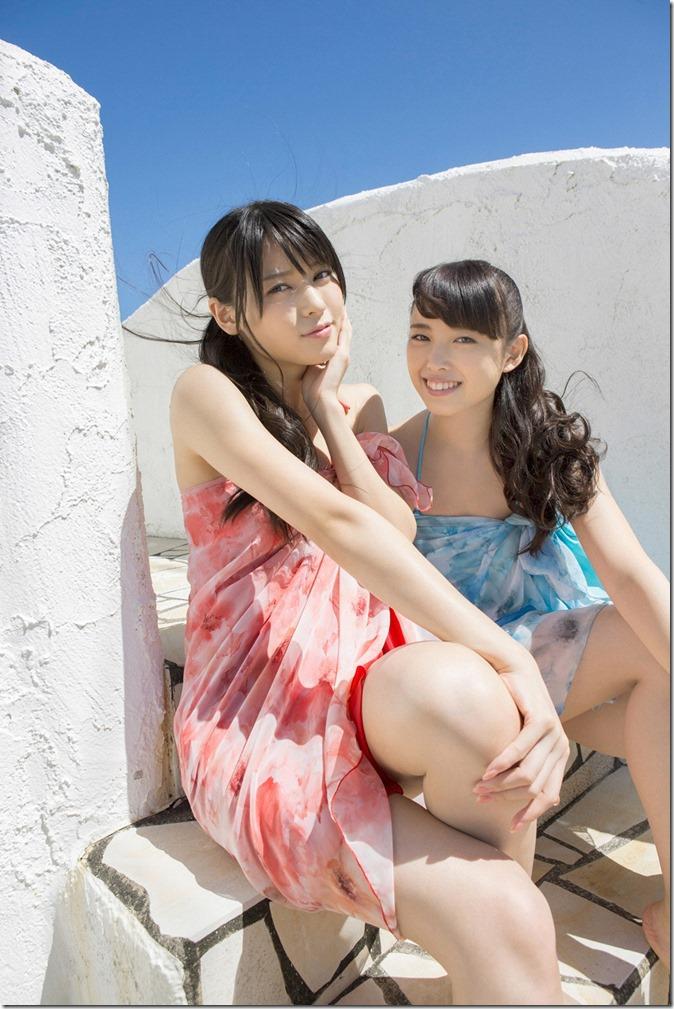 C-ute  Owaranai natsu YS Web Vol.581 (49)