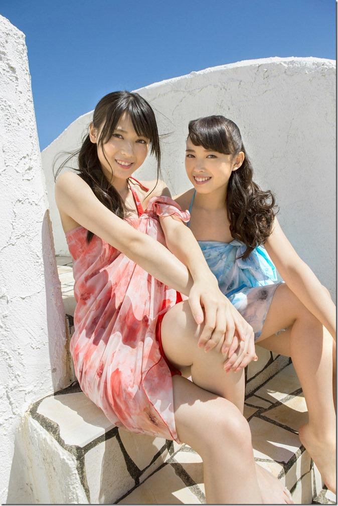 C-ute  Owaranai natsu YS Web Vol.581 (50)