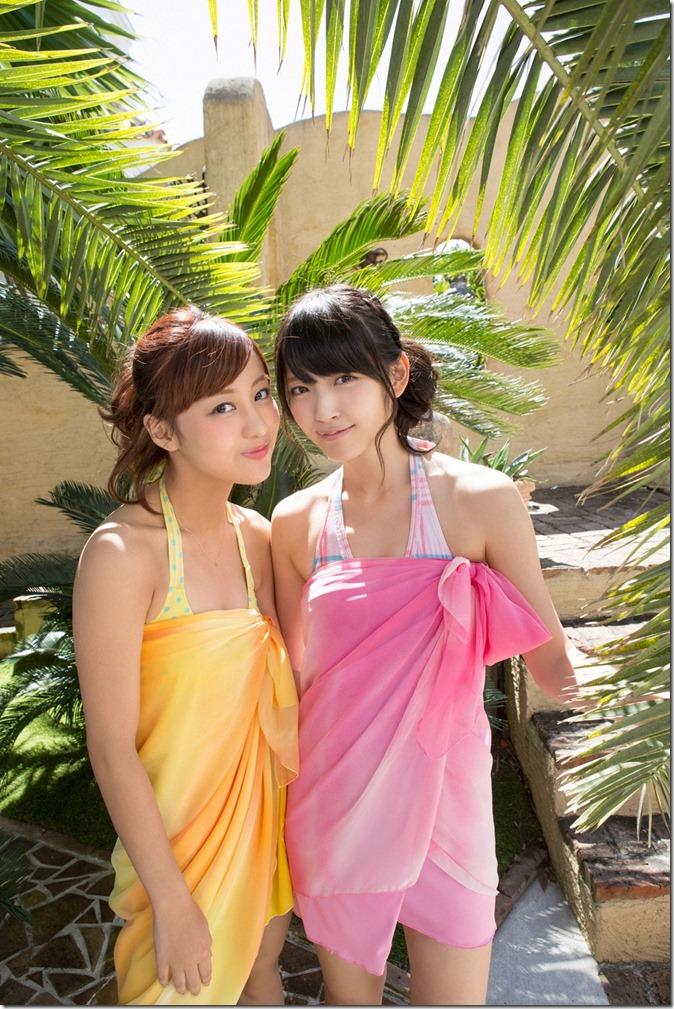 C-ute  Owaranai natsu YS Web Vol.581 (51)