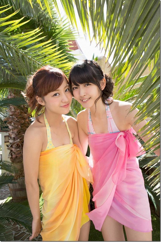 C-ute  Owaranai natsu YS Web Vol.581 (52)