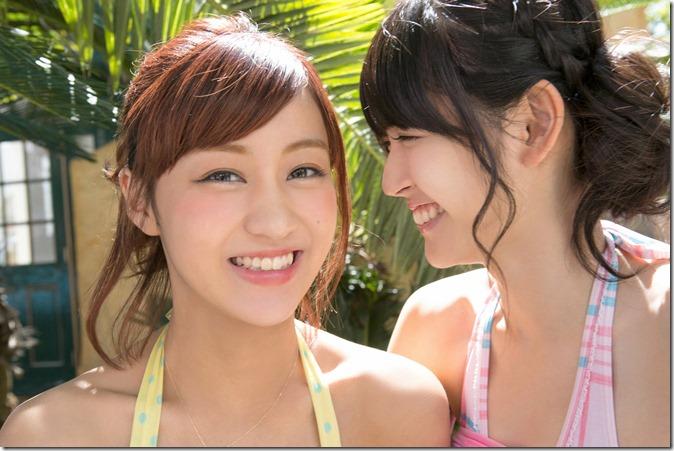 C-ute  Owaranai natsu YS Web Vol.581 (54)