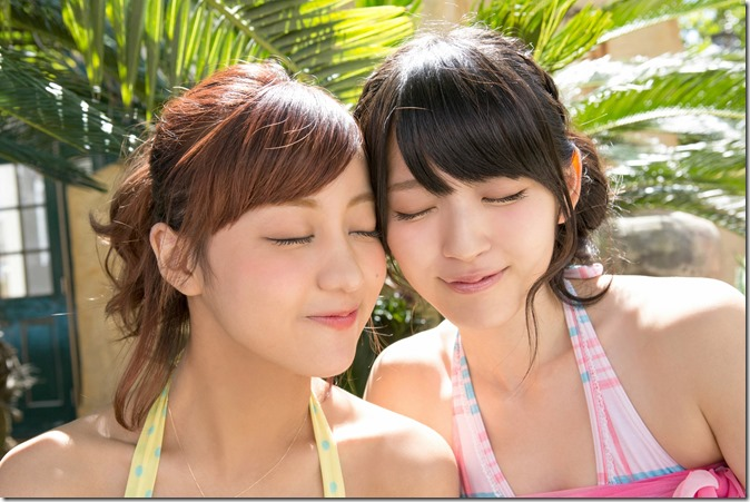 C-ute  Owaranai natsu YS Web Vol.581 (55)