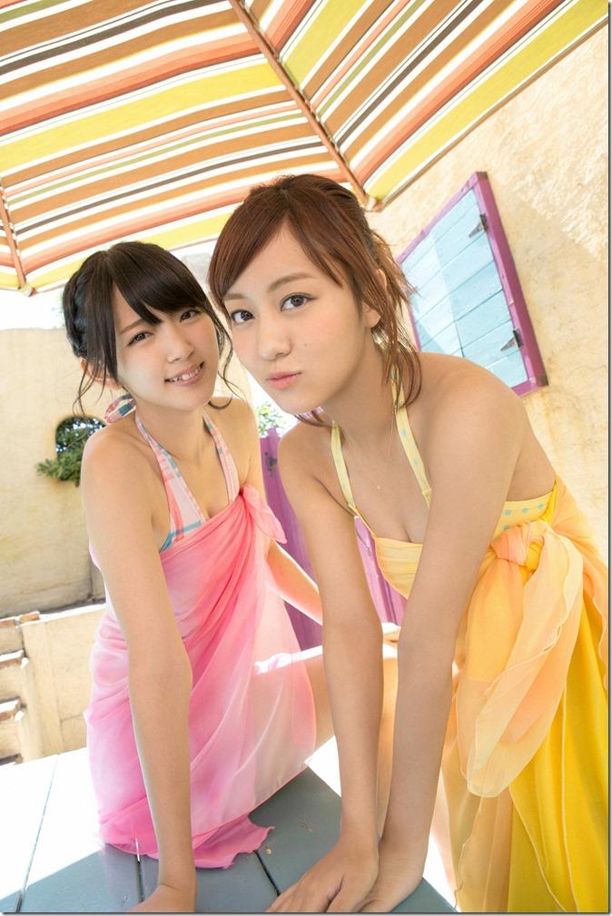C-ute  Owaranai natsu YS Web Vol.581 (58)