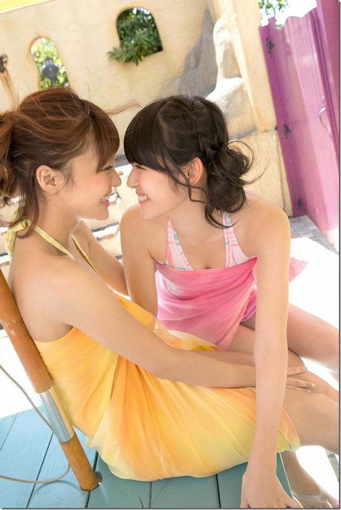C-ute  Owaranai natsu YS Web Vol.581 (59)