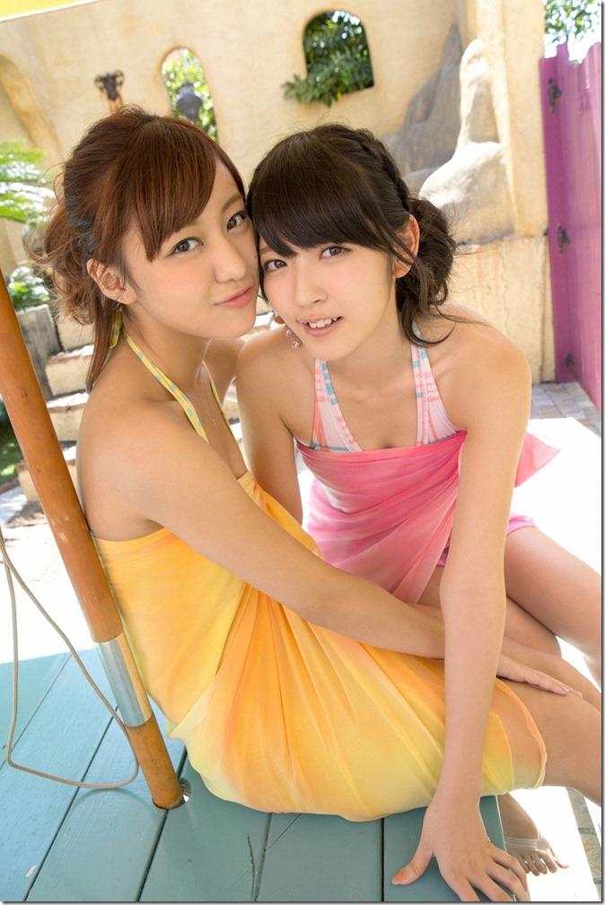 C-ute  Owaranai natsu YS Web Vol.581 (60)