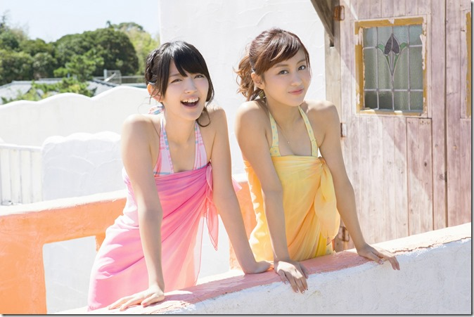 C-ute  Owaranai natsu YS Web Vol.581 (61)