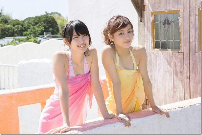 C-ute  Owaranai natsu YS Web Vol.581 (62)