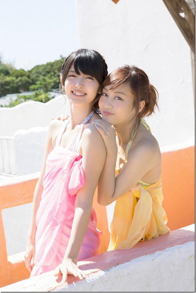 C-ute  Owaranai natsu YS Web Vol.581 (63)